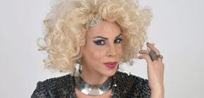 בסלון עם ג'וזי דיויין – כוכבת דראגסקסואלית. 072-3921129