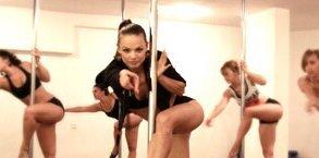 אליסה פלסקובה – סדנת ריקוד על עמוד עד הבית
