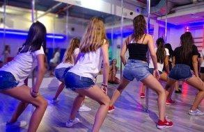 האקדמיה לריקוד – הפעלת טוורקינג