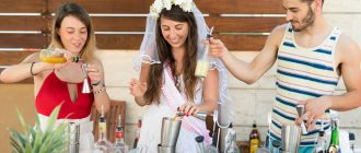 מיקסטה – mixta cocktails – סדנת קוקטיילי קראפט למסיבת רווקות : 072-372-8019
