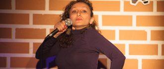 הסטנדאפיסטית מרינה אקילוב למסיבת רווקות