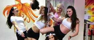 סטודיו לייזר דאנס – סדנאות ריקוד על עמוד בצפון תל אביב : 072-3921168