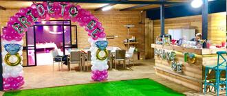 The Rooster מתחם מושלם למסיבת רווקות:072-393-2338