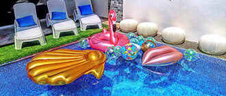 Golden luxury loft למסיבת רווקות:072-393-8959