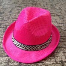 כובע ג'נטלמן ורוד פוקסיה