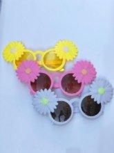 משקפיים עם פרחים