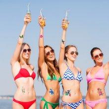 חבילת מסיבת רווקות קיץ פרימיום