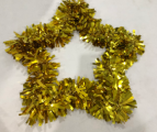 כוכב דקורציה זהב