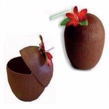 כוס טרופית-קוקוס