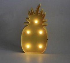 מנורת LED אננס