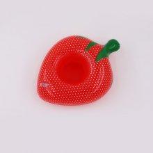 מתנפח כוס לבריכה תות