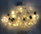 שרשרת מנורות אור
