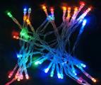 שרשרת נורות צבעוניות 5 מטר