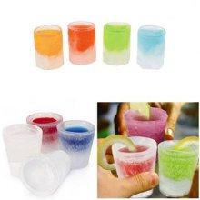 תבנית לייצור כוסות צ'ייסר מקרח