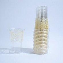 50 כוסות מעוטרות זהב