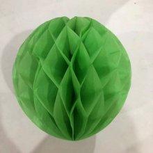 כדור דקורציה נפתח ירוק