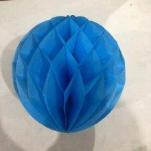 כדור דקורציה נפתח כחול
